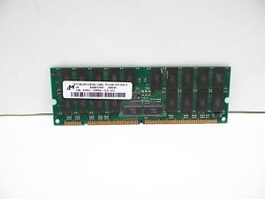 MICRON MT36LSDF12872G-133B1 Micron MT36LSDF12872G 133B1 1GB PC133 Reg ECC BUF SDRAM Modules | ()