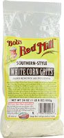Bobs Red Mill Grits Whte Corn Sthrn Sty by Bobs Red Mill
