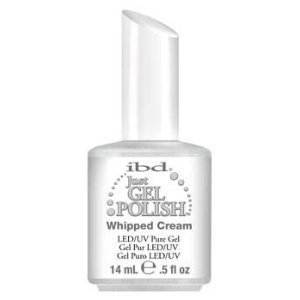 "Ibd Just Gel Polish ""Whipped Cream #56510"" New Color by IBD"