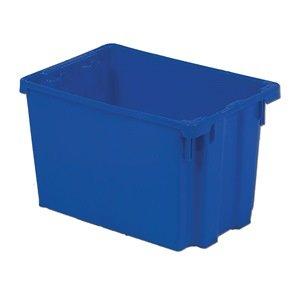 Lewisbins Blue Lid, 24-3/8'' L x 20-1/4'' Blue Polypropylene CSN2420-1 BLUE - 1 Each by LEWISBins+