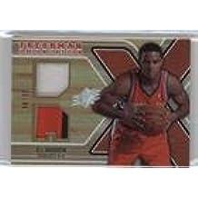 D.J. Augustin #6/25 (Basketball Card) 2008-09 SPx - Freshman Orientation - Patch #FO-DA