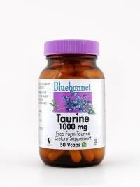 (Taurine 1000mg - 50 - Capsule by Blue Bonnet)