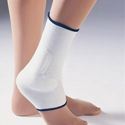 - FLA Orthopedics FL40-450SMSTD Prolite Compressive Ankle Support with ViscoElastic Insert - Size- Small -7.5 - 8 in. by FLA Orthopedics