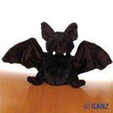 Webkinz Halloween Black Bat Limited Edition + Free Silly Bandz Halloween 24ct]()