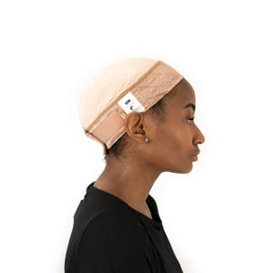 GripCap by Milano Collection All-in-1 WiGrip Comfort Band and Wig Cap in Tan by MILANO COLLECTION