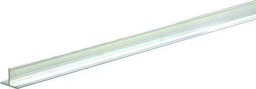 M-D Building Products 59634 3/4-Inch by 1-Inch by 1/16-Inch by 96-Inch Tee (Building Tee)