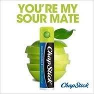 ChapStick Sunscreen Moisturizer with SPF 12, Green Apple - 3 Pack