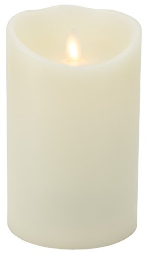 Gki Bethlehem Lighting Led - GKI Bethlehem Lighting Torchier Wax Candle, 3.5