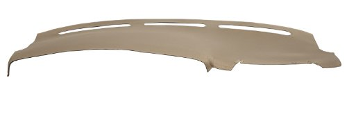 DashMat Ltd Ed. Dashboard Cover Cadillac DeVille (Polyester, Beige)