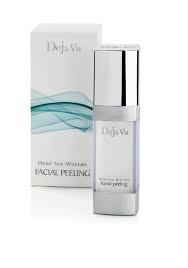 Deja Vu Dead Sea Minerals Facial Peeling 1.7 oz (Dead Sea Minerals Cosmetics)