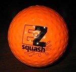 Black Knight EZ Squash Ball (Pack of 3)