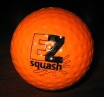 Black Knight EZ Squash Ball (Pack of 3)