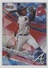 #9: Ronald Acuna (Baseball Card) 2017 Bowman's Best - Top Prospects - Refractor #TP-10