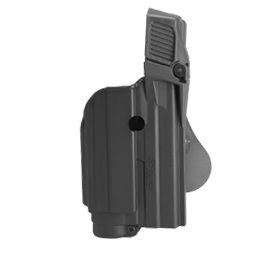 Tactical holster for tactical light / laser level II for SIG Sauer P226 Black (Holster For Sig P226 With Surefire X300)