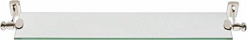 Atlas Homewares LGSF-PN Legacy Shelf, Polished (Brass Traditional Storage Cabinet)