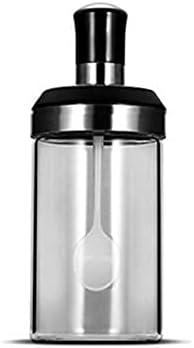 Practical Seasoning Bottle Durable Pepper Salt Sauce Condiments Container Spice Ketchup Bottle Kitchen Seasoning Storage Tool,Seasoning container