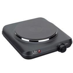 Jata CE150 Cocina eléctrica con 1 placa calorífica 1500 W, 0 Decibeles, Metal, Negro: Amazon.es: Hogar