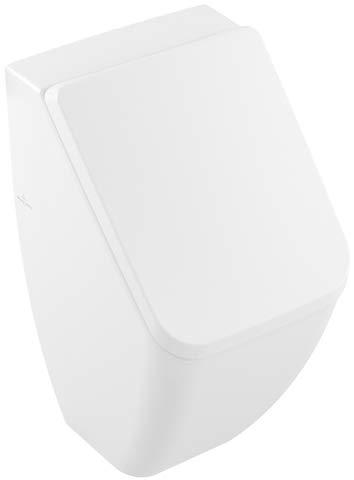 Villeroy & Boch Absaug-Urinal Venticello 5504 Weiß Alpin ohne Deckel