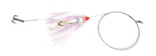 (Sea Striker K1S1T-PRL Carolina Live Bait Slow Troll King Mackerel Fishing Rig)