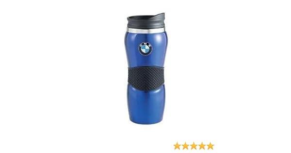 a37be9e59e0 Amazon.com: BMW Genuine Travel Mug - The Gripper - Blue: Automotive