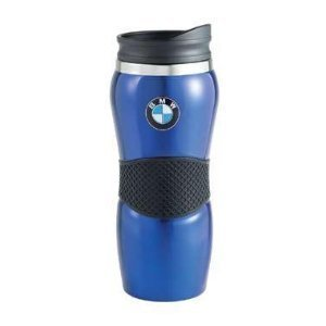 e52d1cee822 Image Unavailable. Image not available for. Color: BMW Genuine Travel Mug -  The Gripper ...