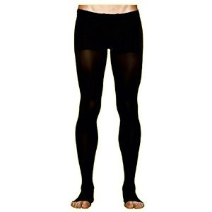 CEP Men's Recovery+Pro Compression Tights, Black, Size IV by CEP Compression