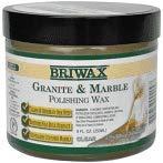(Briwax Granite and Marble Polishing Wax 8oz)