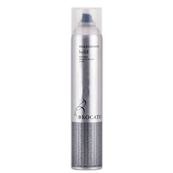 Brocato Hair Spray Maximum Hold(Aeorosol) America (10 oz)