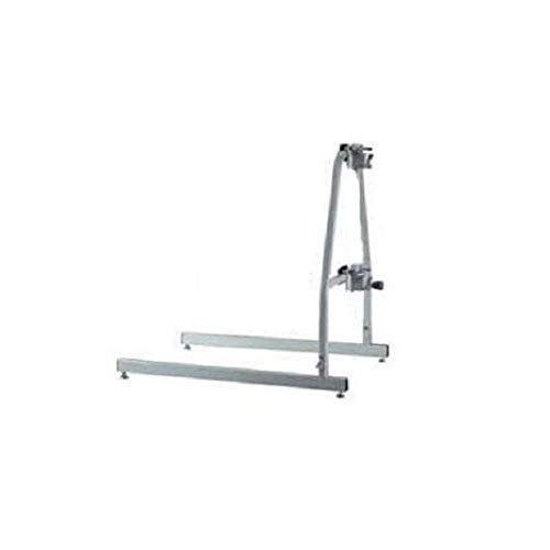 Lumex 2840GA Floor Stand for Trapeze, Gray