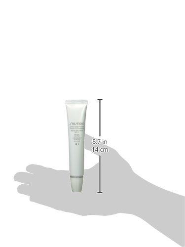Shiseido Urban Environment Tinted UV Protector Broad Spectrum SPF 43, No. 3 for Face, 1.10 Ounce, U-SC-3799 730852105331