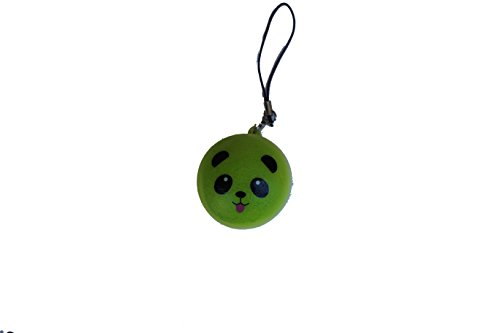 Squishy Uae : 6 pc Squishy Round Cute Panda Bread Bun Phone Charm Mascot Set - Buy Online in UAE. Toy ...