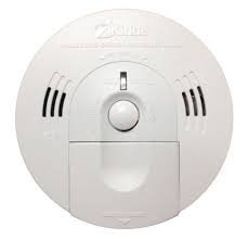 Kidde KN-COSM-IB Hardwire Combination Carbon Monoxide and Smoke Alarm with Battery Backup and Voice Warning, Interconnectable by Kidde