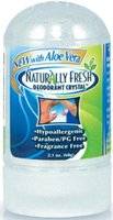 - Naturally Fresh, Deodorant Crystal Mini, 2.1 Ounce