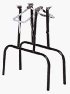 "29""BLK FOLDING TABLE LEG (Ebco Tools APF-B)"
