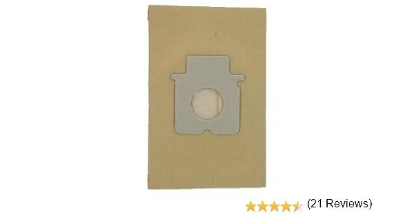 5 bolsas de aspiradoras en papel Panasonic MC-CG383: Amazon.es: Hogar