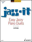 (Easy Jazz Piano Duets - Six Fun Pieces Book)