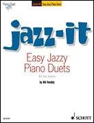 Easy Jazz Piano Duets - Six Fun Pieces Book