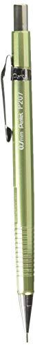 (Pentel P207 Sharp Mech Pencil 0.7mm Met.Celdn)