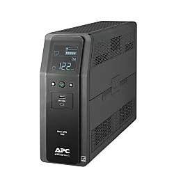 APC Back-UPS Pro 10-Outlet Tower Uninterruptible Power Supply, 1,100VA/600 Watts, BN1100M2