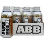 American Body Building Pure Pro 50, 14.5 Ounce Bottles (Pack of 12)