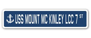 uss-mount-mc-kinley-lcc-7-street-sign-decal-sticker-us-navy-ship-veteran-sailor-gift