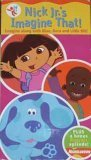Nick Jr.s Imagine That! (Dora the Explorer / Little Bill / Blues Clues)