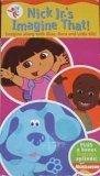 Nick Jr.s Imagine That! (Dora the Explorer / Little Bill / Blues Clues)