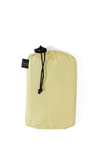 Travel DreamSack Original Opening Silk Sheet Color: Honey
