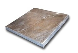 Zinc Anode Plate 1/2 inch x 6 inch x 6 inch