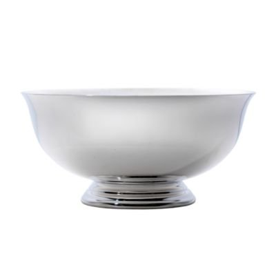 - Reed & Barton Paul Revere 6-1/2-Inch Silver-plated Bowl