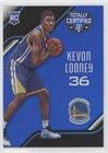 Kevon Looney #/99 (Basketball Card) 2015-16 Panini Totally Certified - [Base] - Mirror Blue #197