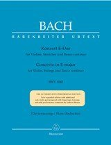 Bach: Violin Concerto in E Major, BWV 1042