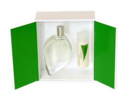 Kenzo D'ete By Kenzo For Women. Set-eau De Parfum Spray 1.7 Ounces & Body Milk 1.7 Ounces