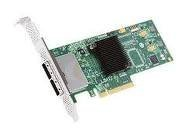 LSI 9200-8E 8-Port 6Gb/s SAS/SATA PCI-Express x8 External Host Bus Adapter by LSI (Image #1)